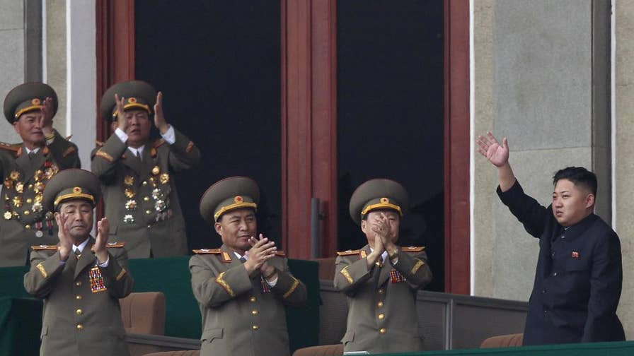 Who are the key players in the North Korea regime and how are they related to the Supreme Leader?