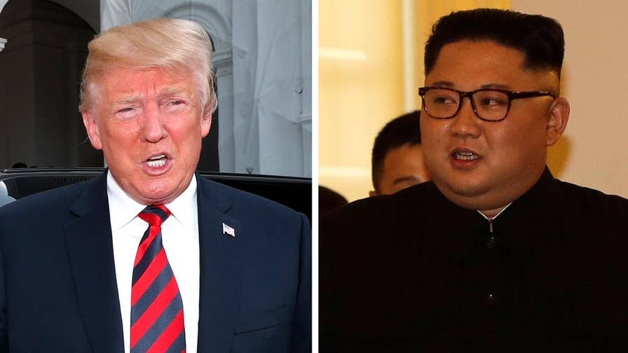 Foreign policy experts offer insight on 'Fox & Friends' ahead of high-level talks between President Trump and Kim Jong Un.