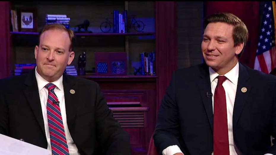 Reps. DeSantis and Zeldin discuss the North Korea summit