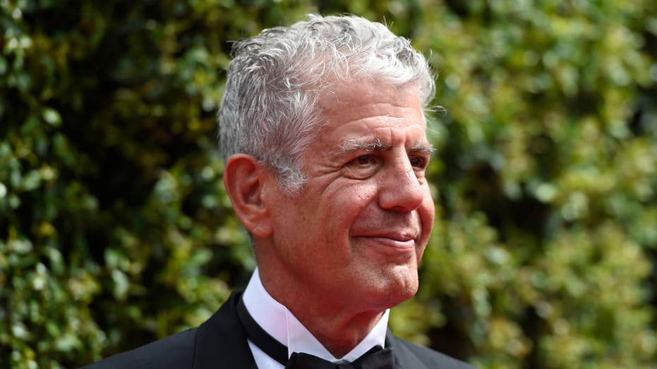 Losing Anthony Bourdain