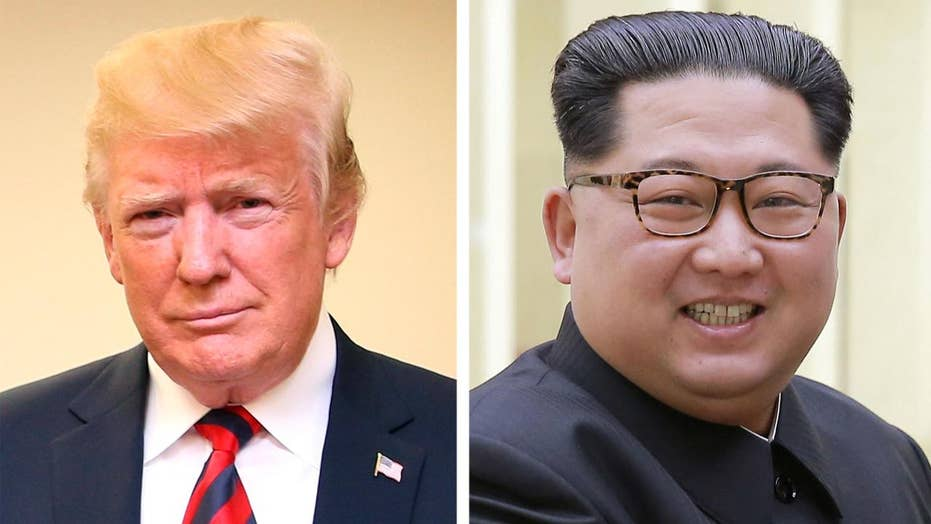 President Trump, Kim Jong Un set for first in person meeting