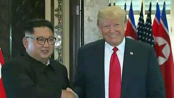 In document signed by President Trump and Kim Jong Un, the U.S. and North Korea commit to building a 'lasting and stable peace' on the Korean Peninsula and to the recovery and repatriation of remains of those missing from Korean War.
