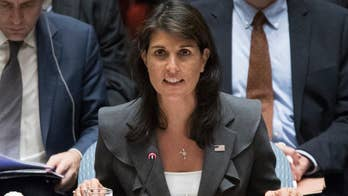 How Nikki Haley brought Trump's maximum pressure campaign down on North Korea at UN Security Council