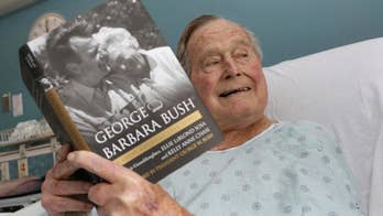 George H.W. Bush is the first former president to reach 94.
