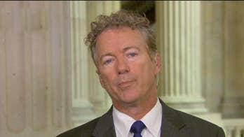 Kentucky Senator Rand Paul joins 'Your World' with reaction to Senator Lindsay Graham declarations of war following Trump's meeting with Kim Jong Un.