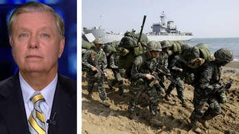 Senator Lindsey Graham joins 'The Story' with reaction to President Trump's decision to end our 'provocative war games' with South Korea.