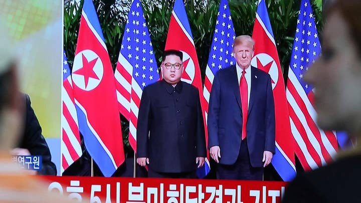 North Korean state media signals positive outcome for summit