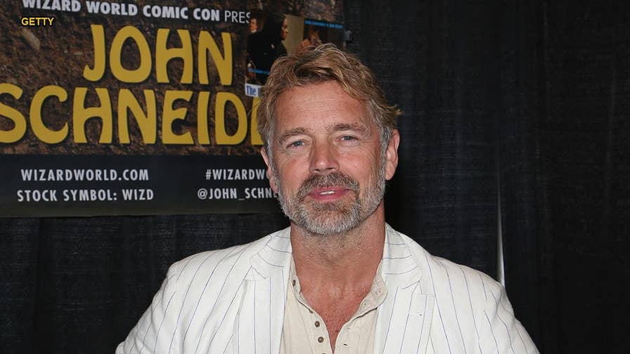 Actor John Schneider addresses his court sentence and discusses how he plans to spend his upcoming three days behind bars for unpaid alimony.