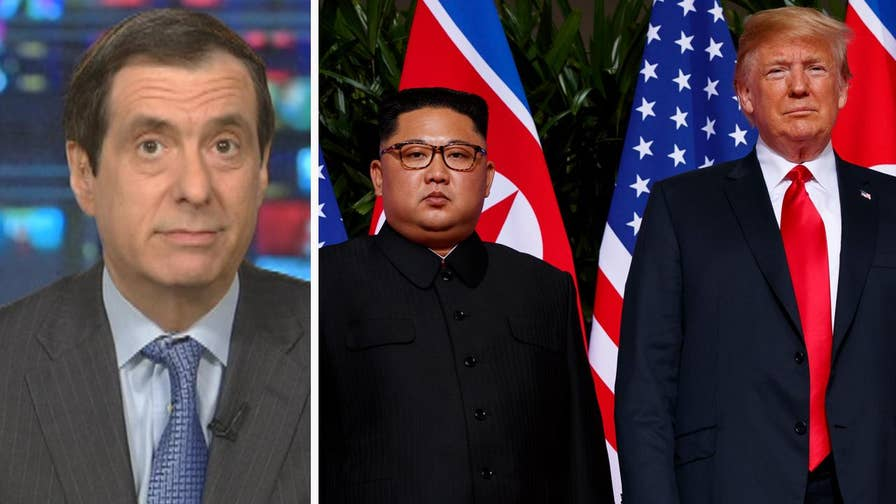 'MediaBuzz' host Howard Kurtz weighs in on partisan coverage following President Trump's meeting with North Korean leader Kim Jong Un.