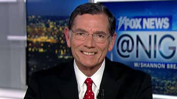 One of President Trump's first calls after the summit was to Barrasso and some of his Capitol Hill colleagues. Republican lawmaker from Wyoming speaks out on 'Fox News @ Night.'