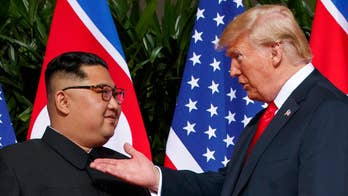 Gordon Chang weighs in on President Trump's promise to end military exercises on the Korean Peninsula.