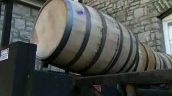 Distiller Derek Sisson explains how the whiskey tariff could impact American and European companies.