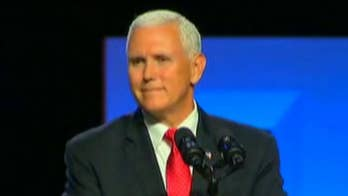 Raw video: Vice president speaks at Southern Baptist Convention in Dallas, Texas.