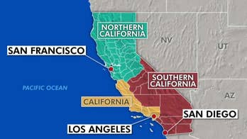 Plan to break California into three states makes it onto ballot; Trace Gallagher explains what the plan would mean for the state and the reaction it is receiving.