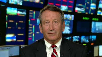 President Trump takes credit for Mark Sanford's primary loss in South Carolina; the congressman reacts on 'The Story with Martha MacCallum.'