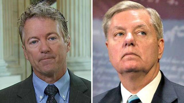 Sen. Paul: Sen. Graham 'dangerously naïve' on North Korea