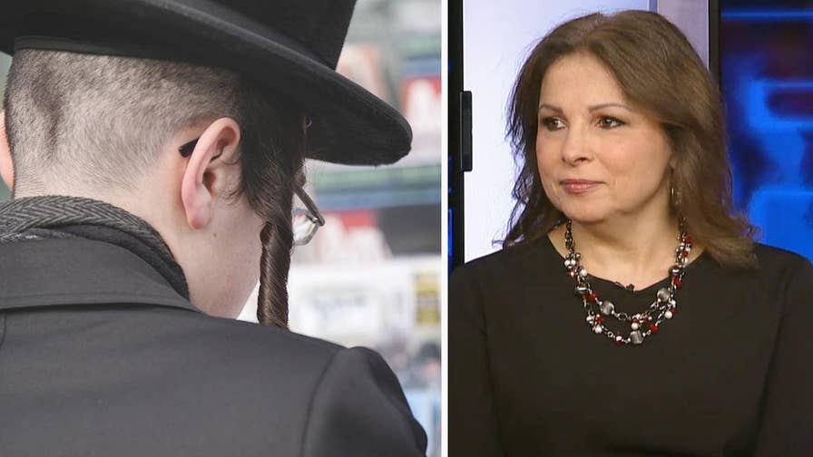 "FoxNews.com Senior Reporter Elizabeth Llorente reveals the journalistic challenges of reporting on the insular Hasidic Jewish community for the three-part Fox News Digital series, ""Community in Conflict."""