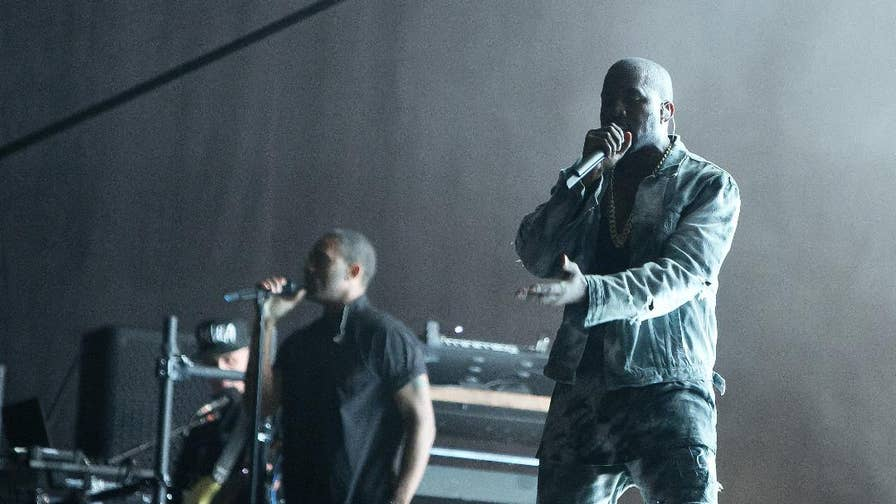 Kanye West's album 'Ye' hits No. 1 on the Billboard chart following pro-Trump rants.