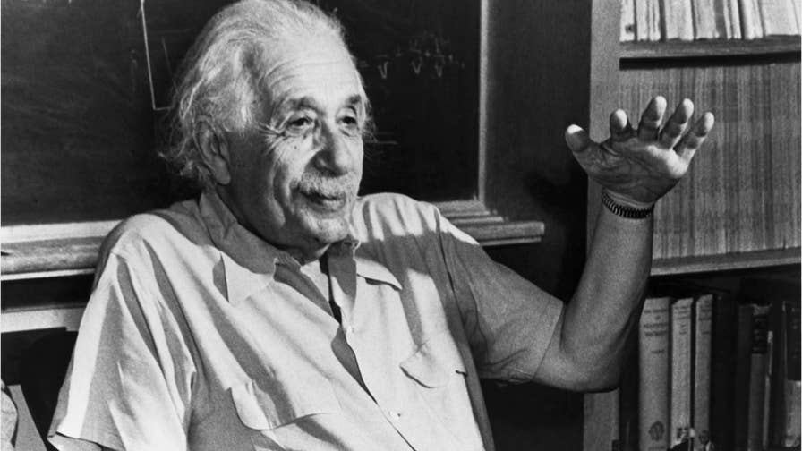 Albert Einstein's personal diary reveals that he was racist in his early life.
