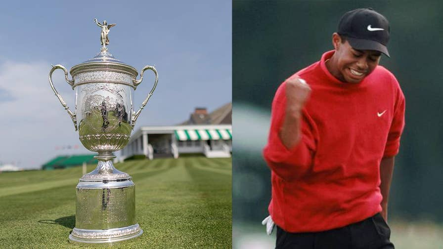 Golf Writer, longtime caddie, and Author of 'An American Caddie in St. Andrews,' Oliver Horovitz gives FOX News a preview of what we can expect from Tiger Woods at the 118th U.S. Open at Shinnecock Hills.