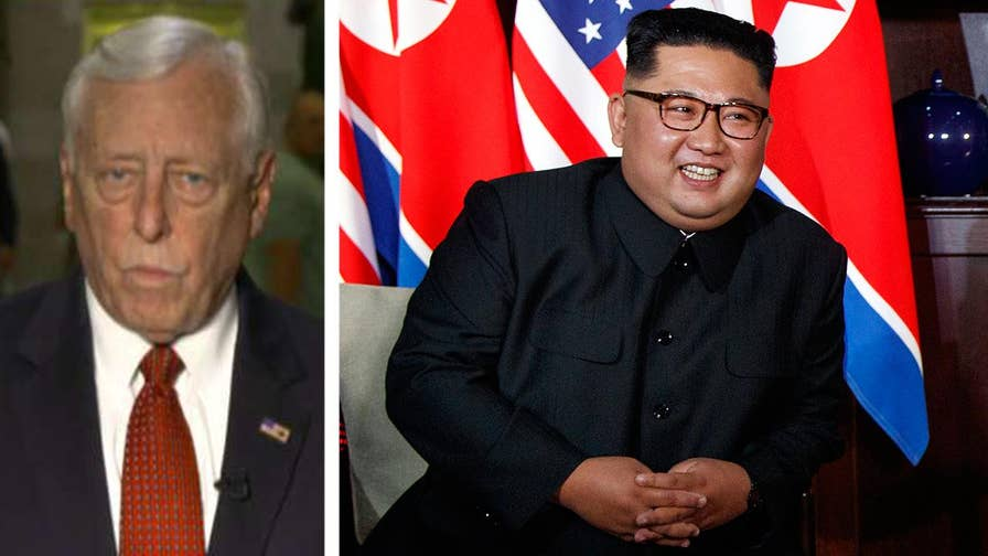 House Minority Whip Hoyer weighs in on President Trump's summit with North Korean leader Kim Jong Un on 'Your World.'