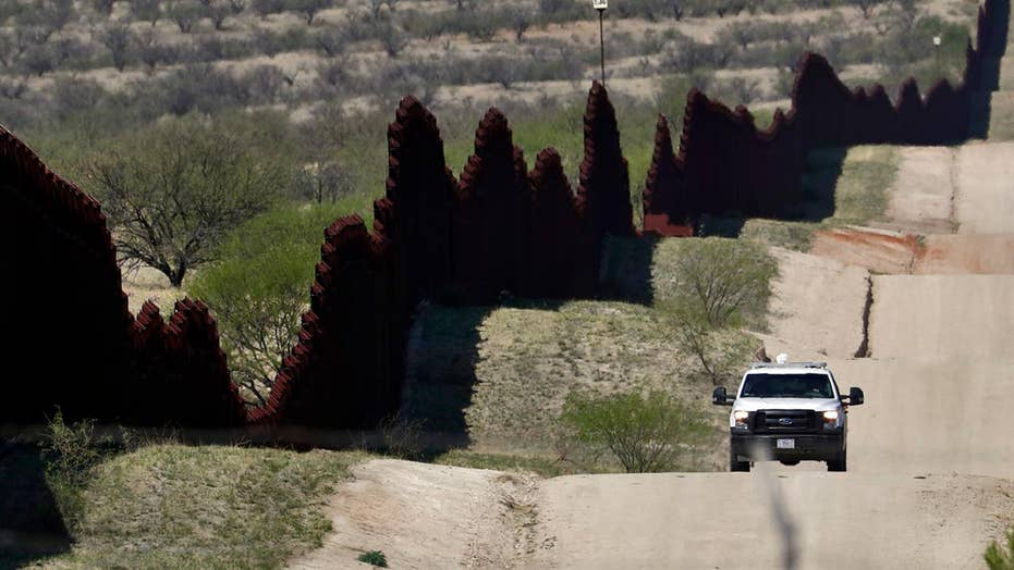 Border Patrol agent shot, wounded in Arizona