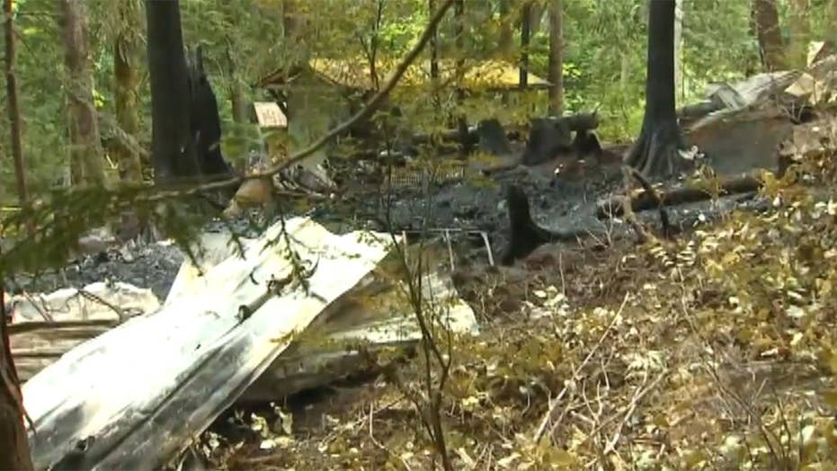 Family of five killed in Washington state cabin explosion