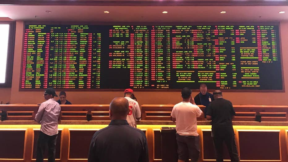 Vegas unfazed as more states place wager on sports betting