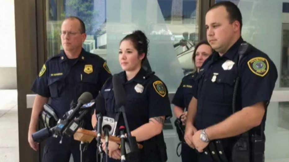 Texas officer volunteers to replace man's stolen groceries