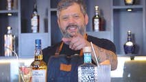 Watch Dominic Venegas, the brand ambassador for Pernod Ricard, teach Fox News how to make Father's Day-themed cocktails like the 'Founding Father' and the Papa-loma.