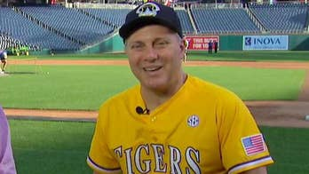 Rep. Steve Scalise: My return to the ball field reminds me how blessed I am to be alive