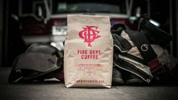 Fire Department Coffee founder and fireman, paramedic Luke Schneider on how his company helps injured firefighters, service members.