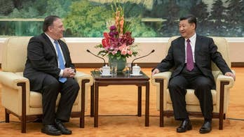 China promises to keep the pressure on North Korea. Rich Edson reports.