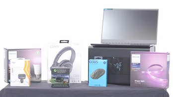 Check out some of the hottest tech gifts Dad will love this Father's Day, including Philips Hue Lights, GoGolf GPS, Razer Blade gaming laptop and Logitech G305 gaming mouse.