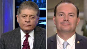 Freedom Watch: Judge Andrew Napolitano speaks with Senator Mike Lee (R-UT) about the Due Process Guarantee Act, which will protect Americans from being locked up without due process, and why some members of the Senate are against the bill.