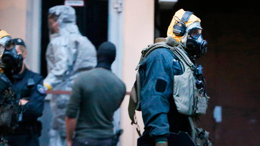 Prosecutors say a Tunisian man made ricin to use in a biological weapon attack.