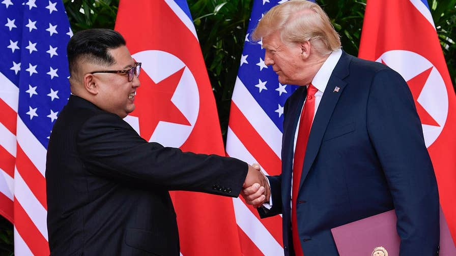Sen. Cory Gardner weighs in on attaining peace on the Korean Peninsula after President Trump's meeting with Kim Jong Un.