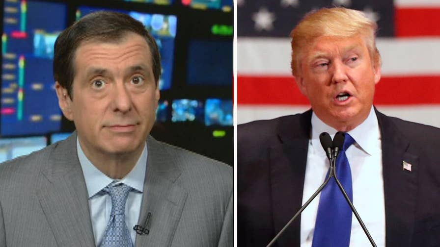 "'MediaBuzz' host Howard Kurtz responds to the recent mainstream media trend of referring to the GOP and President Trump's followers as a ""cult."""