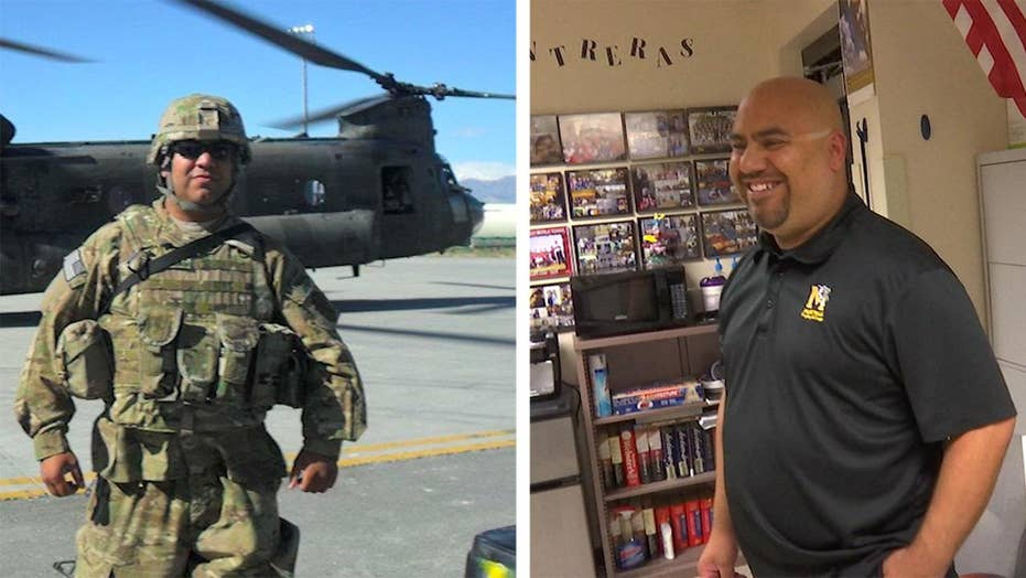Troops to teachers brings veterans into classrooms