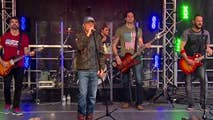 3 Doors Down performs 'Here without you'.