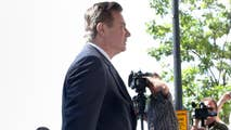 Judge orders Paul Manafort to await trial in jail after prosecutors charged him with witness tampering.