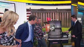 Skip Bedell shows off some great Father's Day gifts.