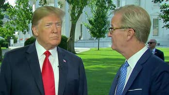 The president, in a surprise appearance on 'Fox & Friends' at the White House, reacts to the IG report's accusations against former FBI Director Comey, new China tariffs, his relationship with G7 leaders, immigration, Mueller's Russia investigation, North Korea and more.