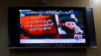 Officials say the group's leader, Mullah Fazlullah, and several others were killed near Afghanistan's border with Pakistan; Ryan Chilcote reports from London.