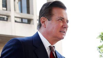 Paul Manafort pleads not guilty to witness tampering and conspiracy to obstruct justice; Doug McKelway reports.