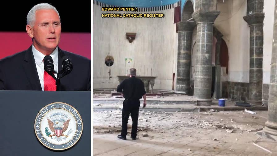 Father Benedict Kiely gives a first-hand account of the state of persecuted Christians in the Middle East and what sort of impact, if any, the Trump administration's campaign promise of providing aide has had.