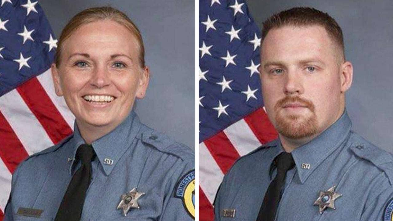 Officers killed in the line of duty in 2018