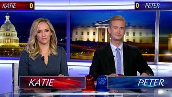 This week's news quiz on the week's current events features Fox News correspondent Peter Doocy and Fox News contributor Katie Pavlich. #Tucker