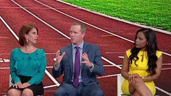 Parents launch petition to restrict athletic competitions by birth gender; panel reacts on 'Fox & Friends.'