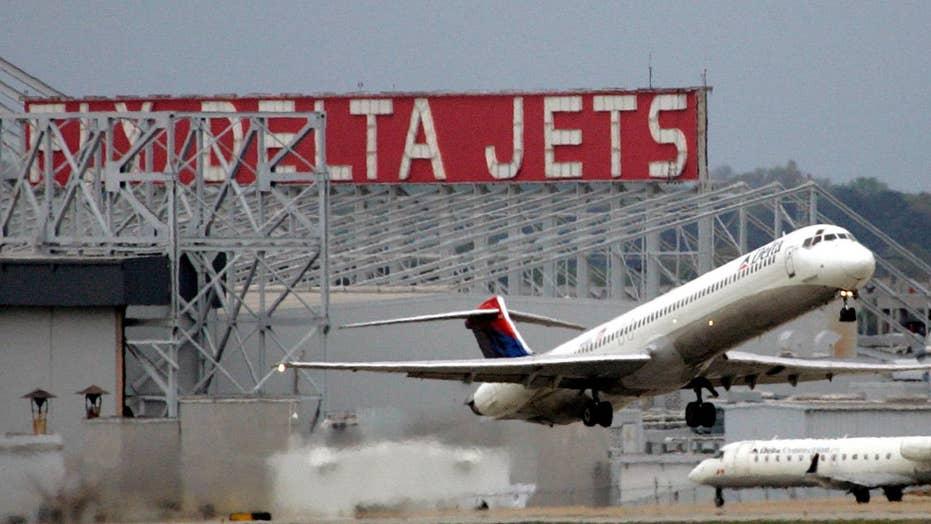 Airlines test Nextgen technology to reduce flight delays